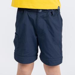 男童款模組褲MH500-藍色