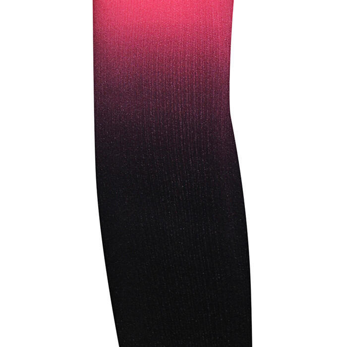 Running Arm Covers Cold Protection - Black/Pink