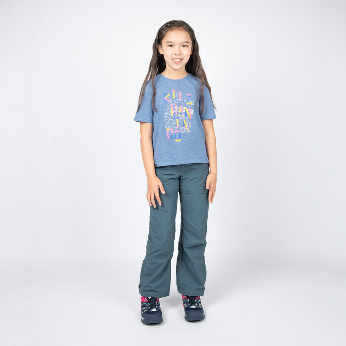 CN JR MH500 MODPANT GIRL blue grey