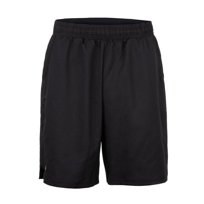 Pantalon Corto Padel Hombre PSH 500 H Negro