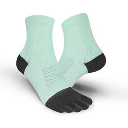 Running 5-Toe Socks Run 900 - mint green