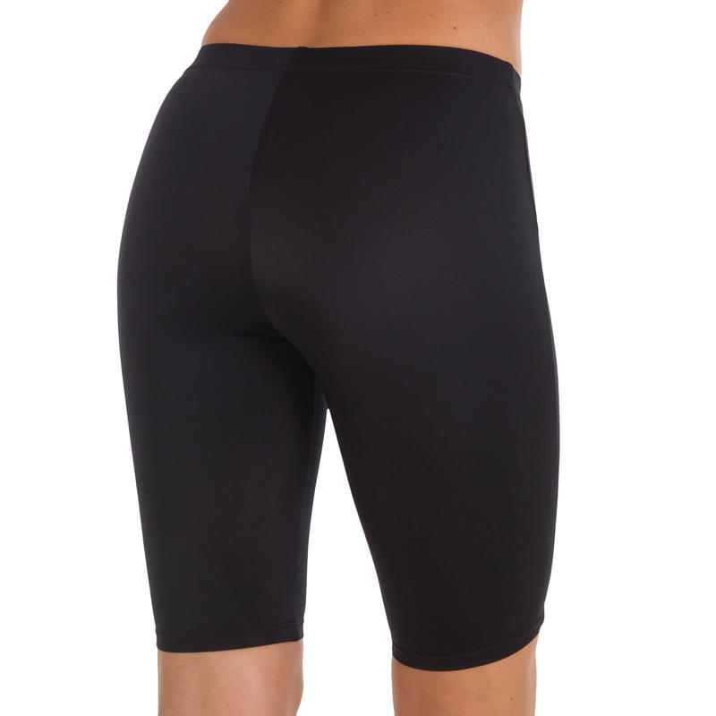 Women Swim Shorts - Black