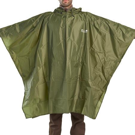 """Medību pončo """"Glenarm 100"""", zaļš"""