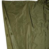 G100 Waterproof Poncho - Green