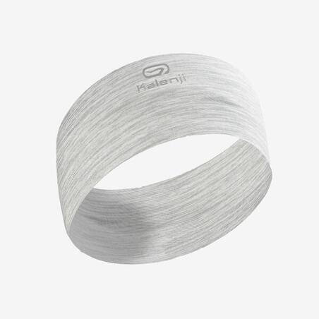 Running Multi-Purpose Headband - Mottled Grey