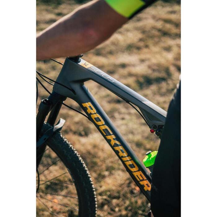 Vélo VTT XC 500 S Gris Or NX/GX EAGLE