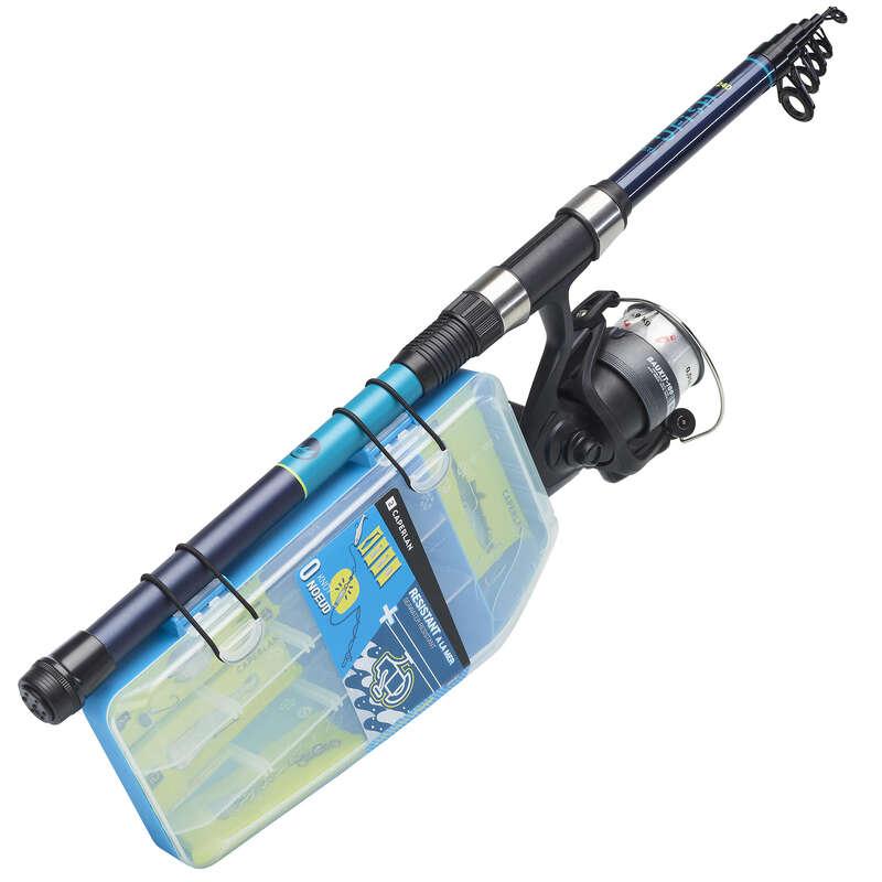 TUZLU SU BALIKÇILIĞI BAŞLANGIÇ Tuzlu Su Balıkçılığı - UFISH SEA 240 ÜRÜN TAKIMI CAPERLAN - All Sports