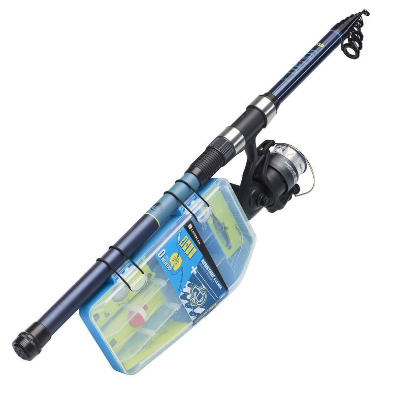 ZAČÁTKY S MOŘSKÝM RYBOLOVEM Rybolov - SOUPRAVA UFISH SEA 350 ETU CAPERLAN - Rybářské vybavení