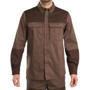 Men's Full Sleeve 520 Shirt Brown