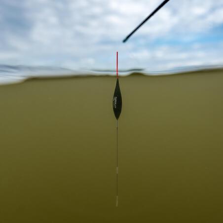"""Dviejų plūdžių rinkinys žvejybai """"pole"""" meškere ežeruose """"PF-F900 L"""", 1,2 g"""