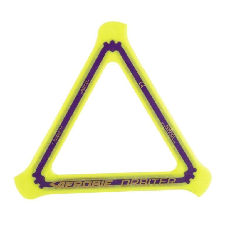 Discos & Boomerangs / Ultimate Frisbee - BOOMERANG TRIÂNGULO AEROBIE AEROBIE