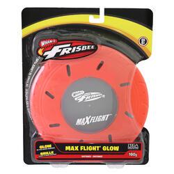 Frisbee phosphorescent orange