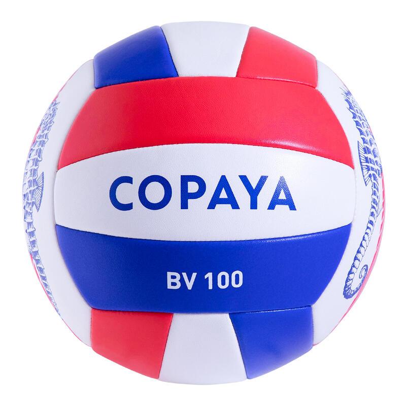 Ballon de beach volley BVBS100 corail