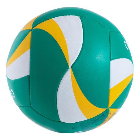 Beach Volleyball BVB900 FIVB - Green/Yellow