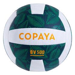 Ballon de beach volley BVBH500 vert