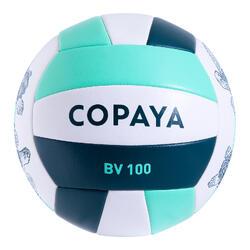 Bola de Voleibol de Praia BVBS100 Verde-Escuro