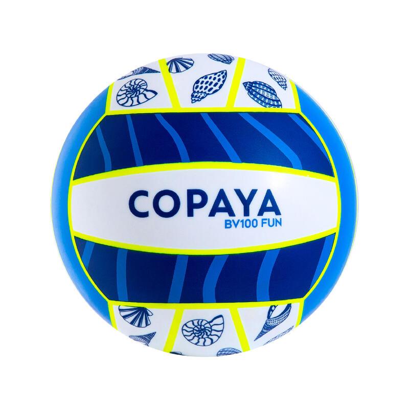 Pallone beach volley BV100 blu