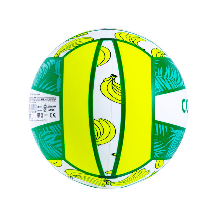 Beach Volleyball BV100 Fun - Neon Green