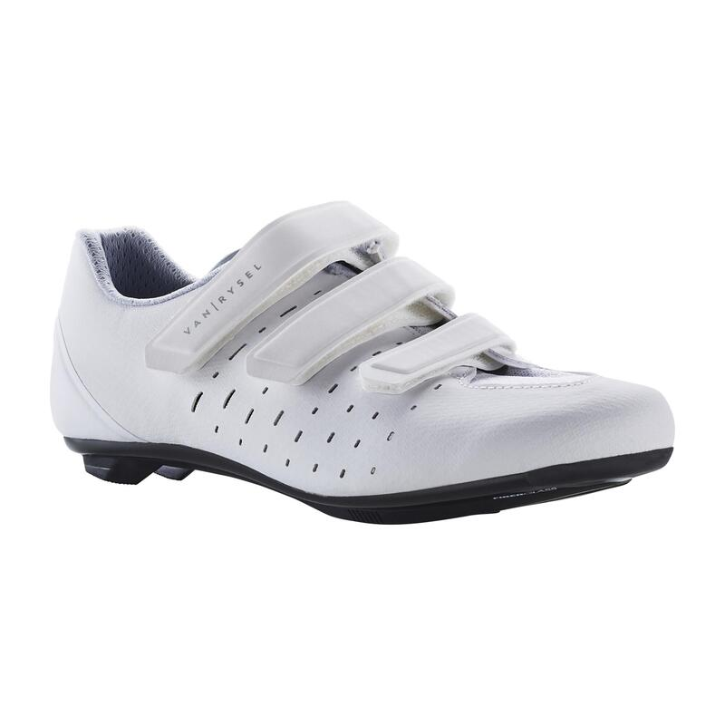 Road Cycling Shoes RoadR 100 - White