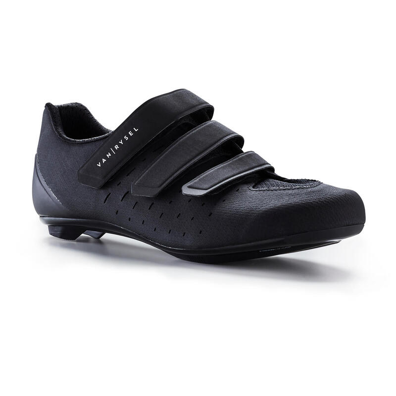 Chaussures de vélo cyclo-sport VAN RYSEL ROADR 100 NOIRE