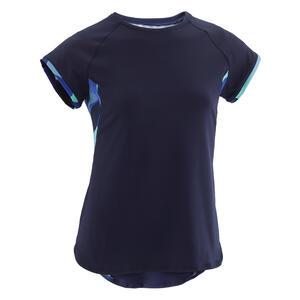Gym T-Shirt Synthetik Atmungsaktiv