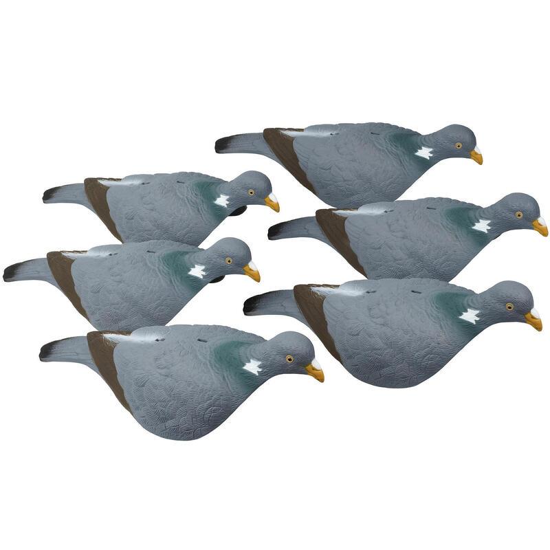 Appelants, appeaux canards, oies, pigeons, corvidés