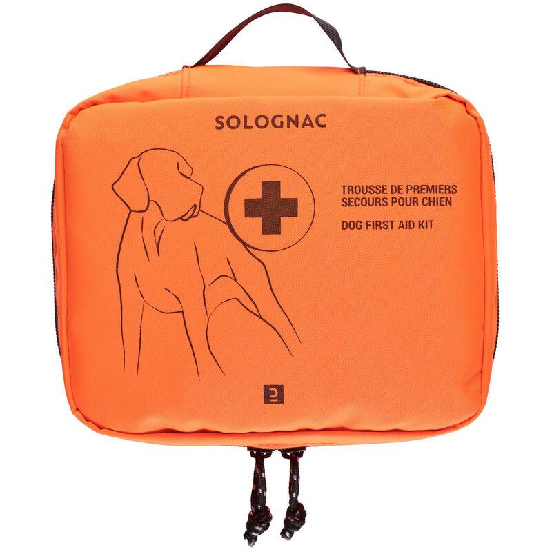 Botiquín Solognac Primeros Auxilios Perro
