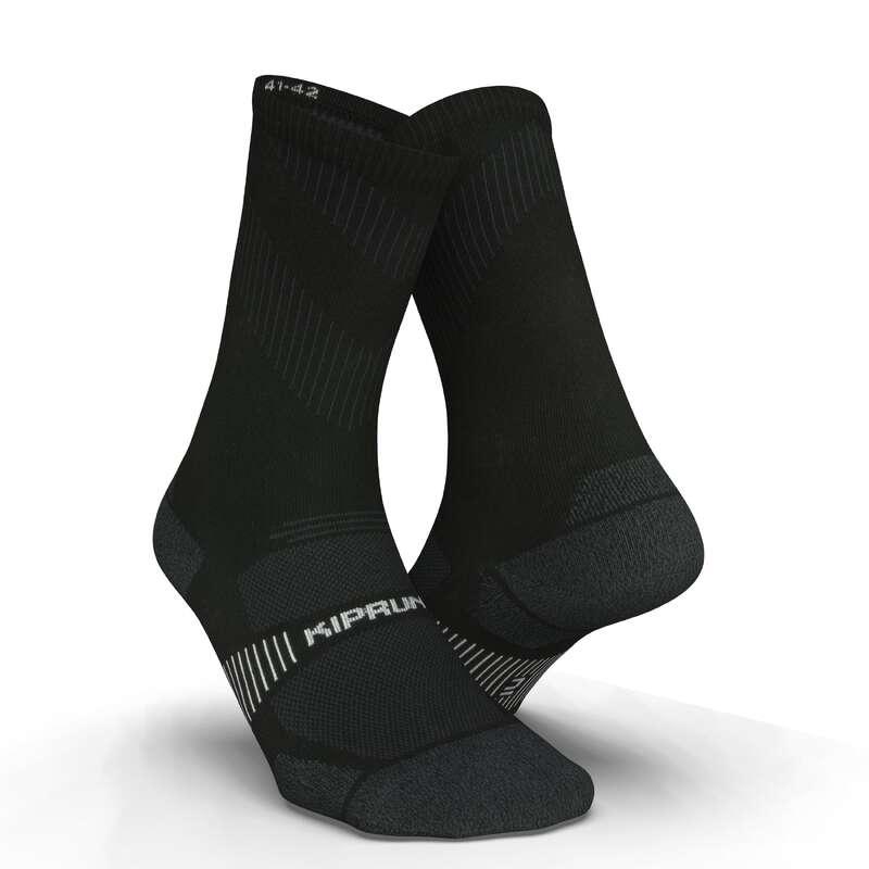 ЧОРАПИ ЗА БЯГАНЕ Последни бройки - тънки чорапи RUN900  KIPRUN - Специални предложения