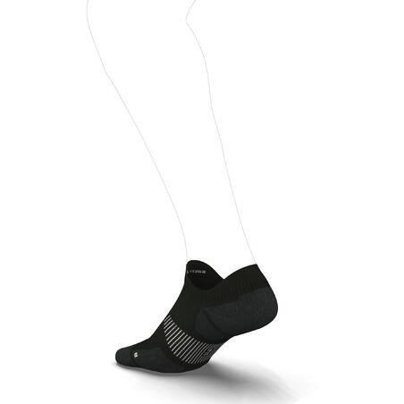 ECO-DESIGN RUN900 INVISIBLE FINE RUNNING SOCKS - BLACK