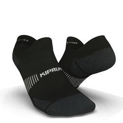 Laufsocken Invisible dünn Ecodesign Run 900 schwarz