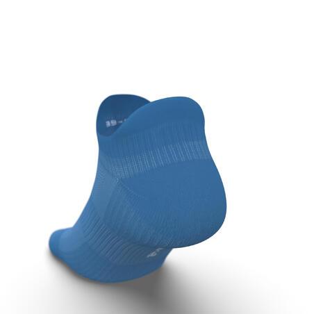 Running Invisible Socks Run 500 x2 - blue