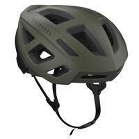 """Plento dviratininko šalmas """"RoadR 500"""", chaki spalvos"""