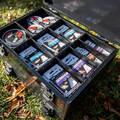 RYBÁŘSKÉ BOXY, STANICE, PŘÍSLUŠENSTVÍ Rybolov - PŘIHRÁDKY K BOXU CSB BT400 CAPERLAN - Rybářské vybavení