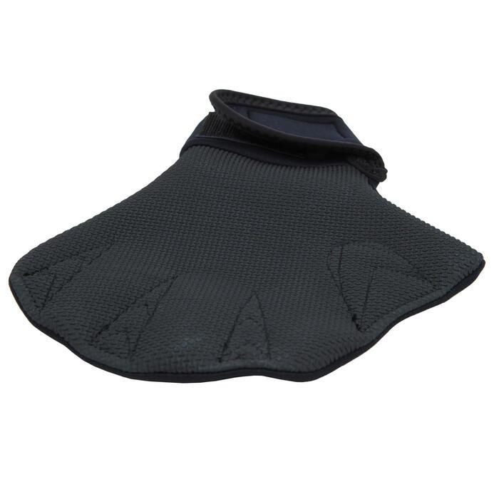 Gants néoprène 3mm longe côte noir