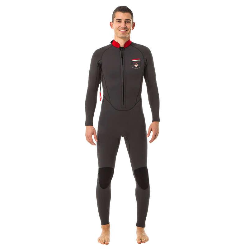 Vizitorna Úszás, uszodai sportok - Férfi overall longe-côte-hoz  OCEAN STEP - Aquafitnesz