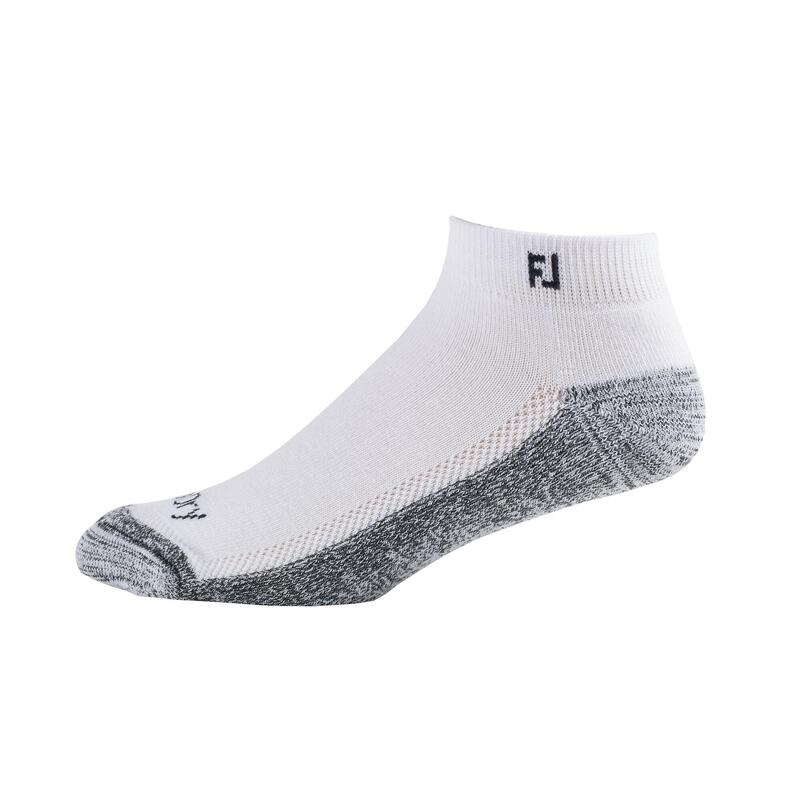 Men's golf ankle socks FJ Prodry Sport size 5.5-11 (EU 39-46) - white