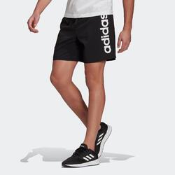 Calções de Cardio-training Adidas Linear Preto
