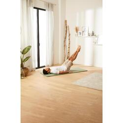 Pilates Comfort Floor Mat Size M 180 cm x 60 cm x 15 mm - Green