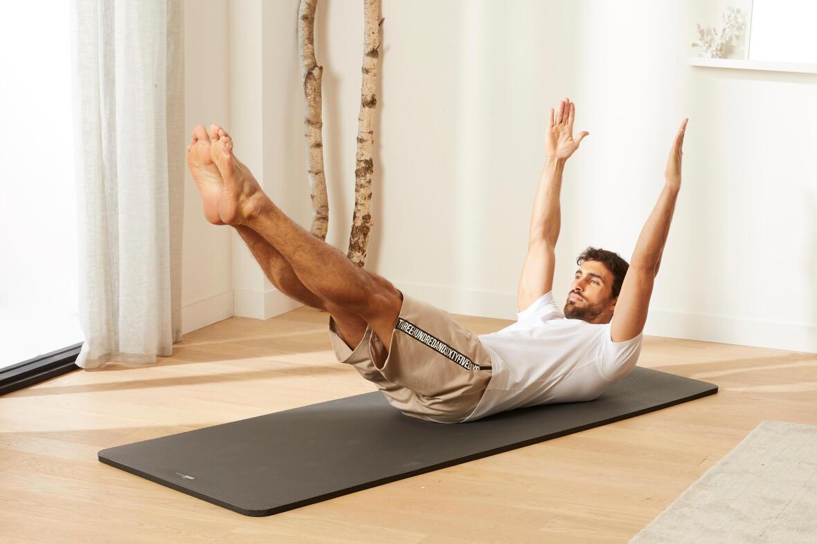 Pilates & ventre plat : travaillez votre transverse !