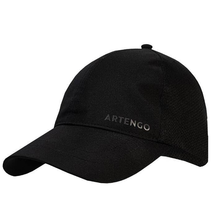Schirmmütze Tennis-Cap TC 100 schwarz