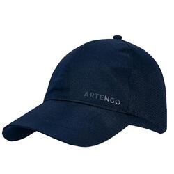 54號網球帽TC 100-軍藍色
