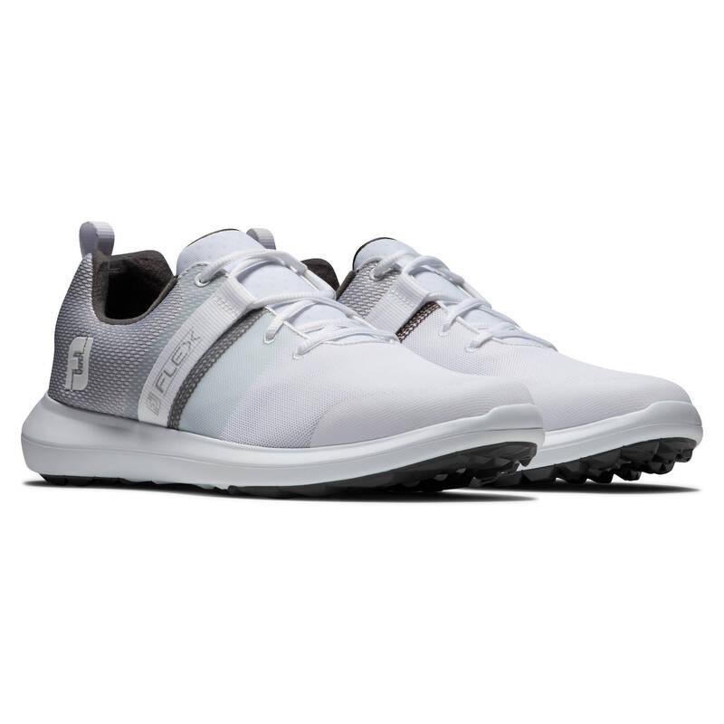 PÁNSKÉ GOLFOVÉ BOTY DO TEPLÉHO POČASÍ Golf - PÁNSKÉ BOTY FJ FLEX FOOT JOY - Golfová obuv