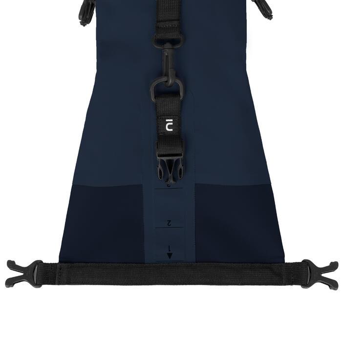 Seesack wasserdicht 10 l blau