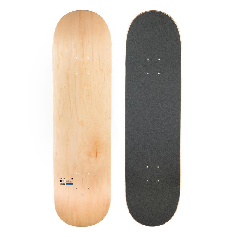 "Tabla Skate DK100 Grip Arce Tamaño 8,25"""