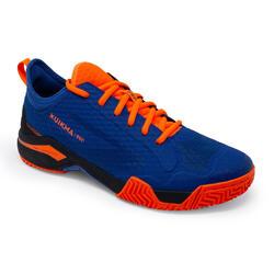 Padelschoenen PS 990 Dynamic blauw/oranje