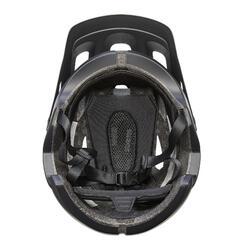 MTB-Helm All Mountain schwarz
