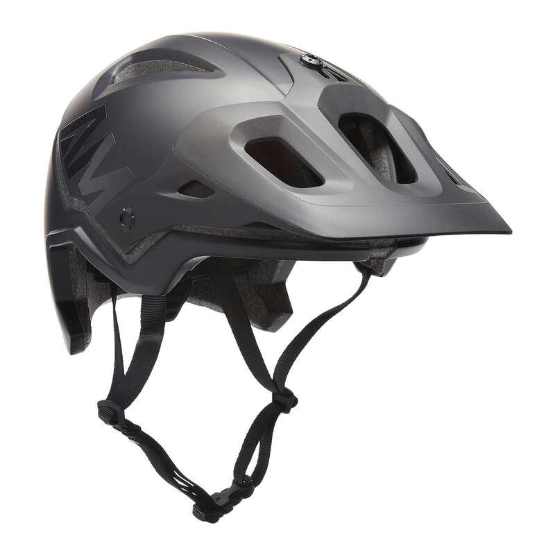 Шлемы велосипедные all mountain Велоспорт - Шлем д/горн. вел. All Mountain ROCKRIDER - Экипировка
