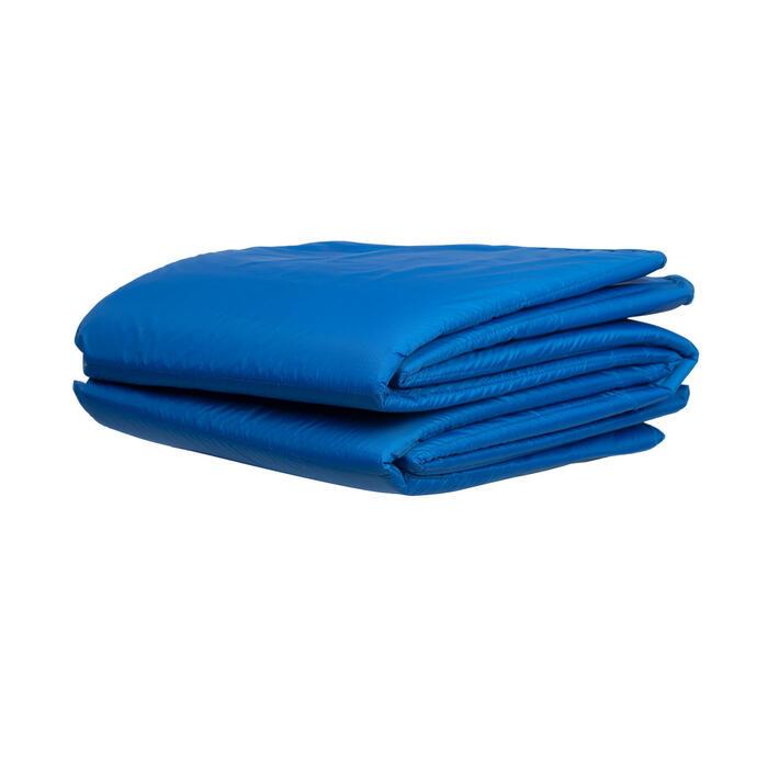 Large foam camping plaid - XL 190 x 190 cm