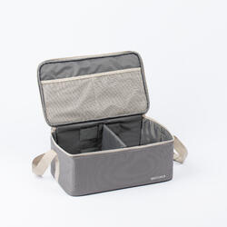 Cookingset carry bag 19 litres - grey