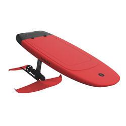 Pack e-Foil surf elettrico TAKUMA CRUISING rosso